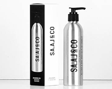 Hair and Body wash Saal&Co