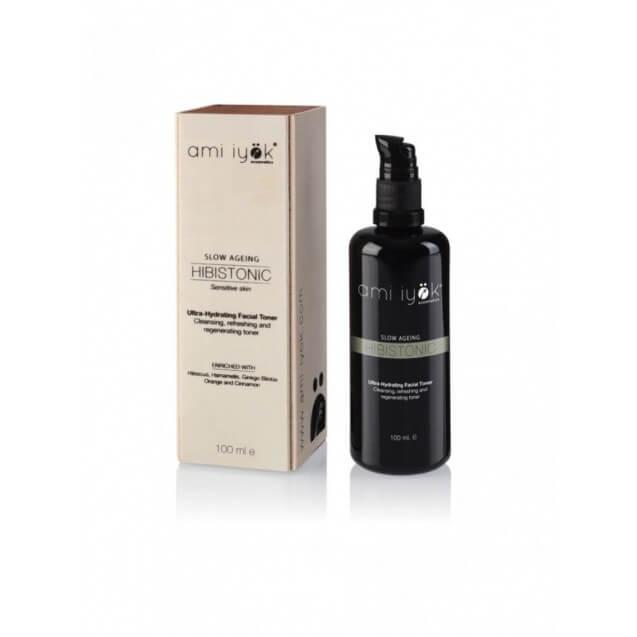 Hibistonic Ultra-Hydrating Facial Toner, 100 ML