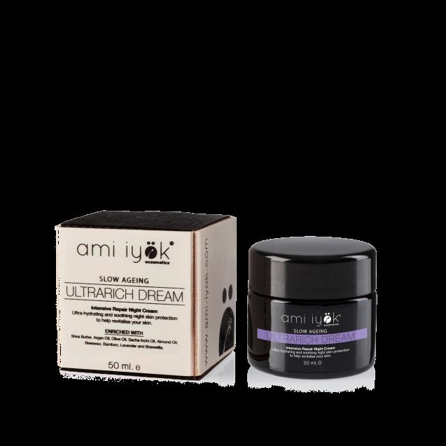 Ultrarich Dream Night Cream, 50 <span class='min_ml'> ML</span>