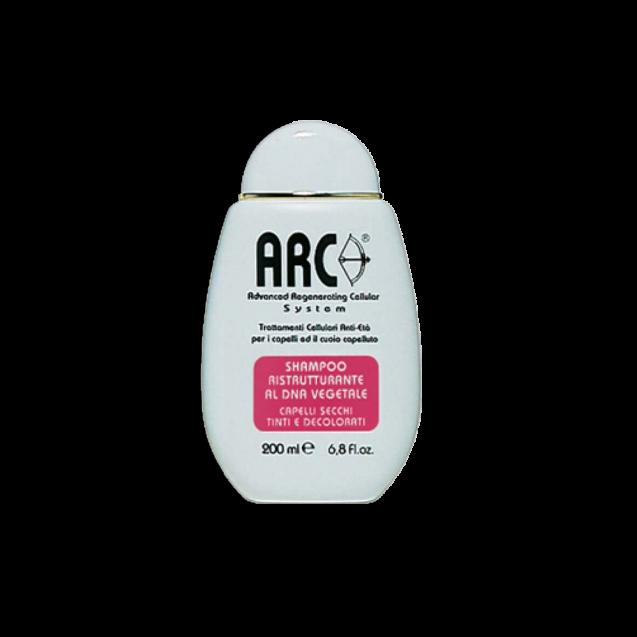 Regenererande schampo för torrt och färgat hår