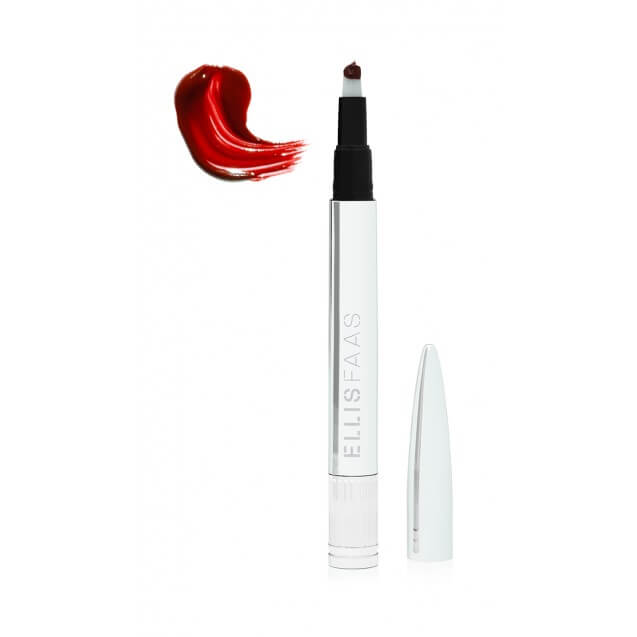 Milky Lips Blood red