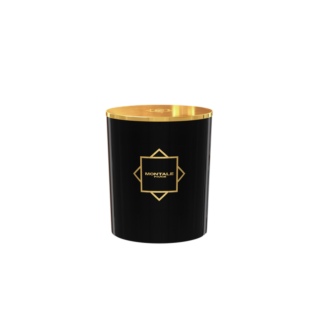 Black Aoud candle