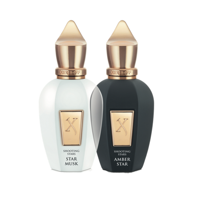 Amber Star and Star Musk 2 x 50 EDP
