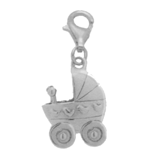 Pendant Baby carriage