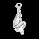 "Silver pendant ""Mermaid"""
