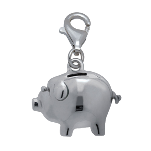 Pendant Piggy Bank