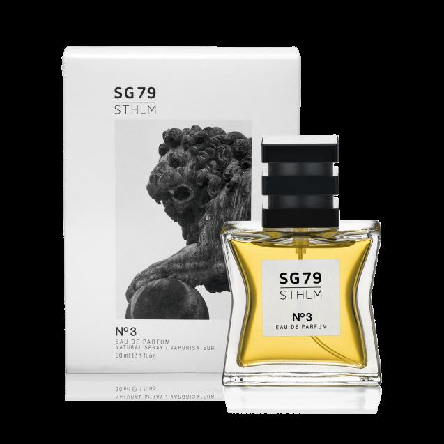 N⁰ 3 Eau de Parfum, 30 <span class='min_ml'> ML</span>