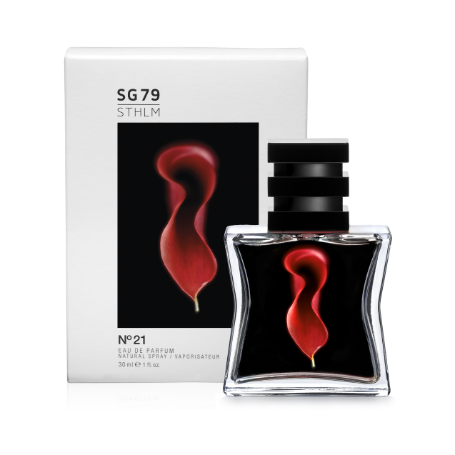 N⁰ 21 Red Eau de Parfum, 30 <span class='min_ml'> ML</span>