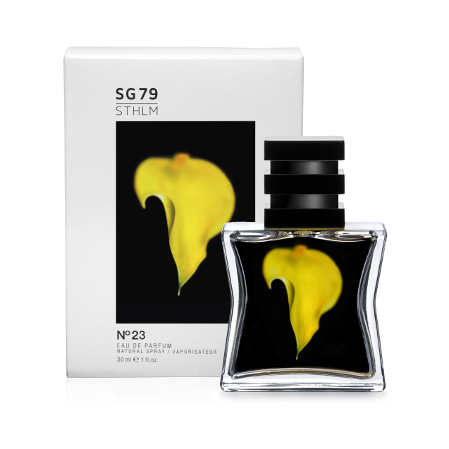 N⁰ 23 Yellow Eau de Parfum, 30 <span class='min_ml'> ML</span>