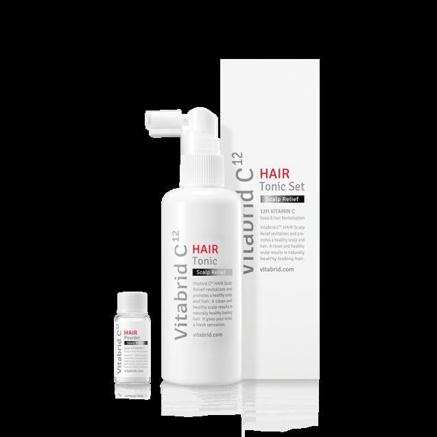 Vitabrid Hair Tonic Set (1,5g./100m)