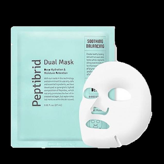 Vitabrid Peptibrid Dual Mask Soothing and Balancing