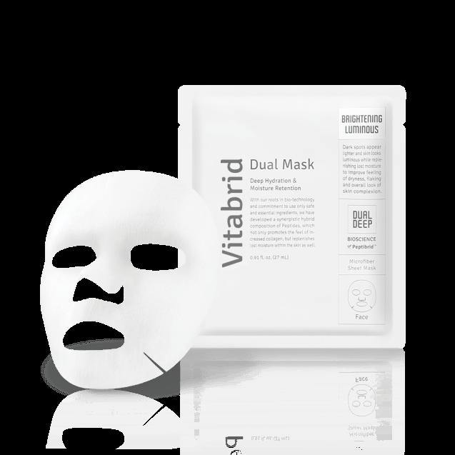 Vitabrid Peptibrid Dual Mask Brightening (5x)