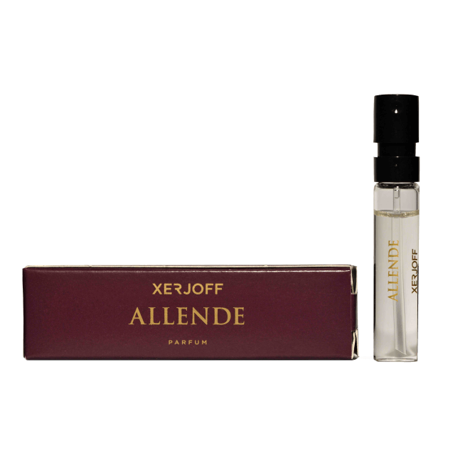 Allende Perfume, Sample 2 ML