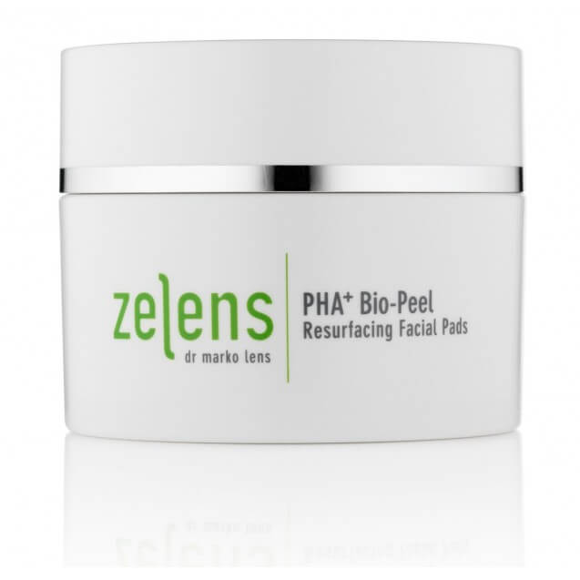 PHA and Bio Peel Resurfacing Facial Pads