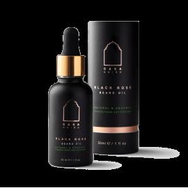 Beard oil,  Black Rose, 30 ml