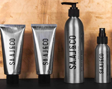 Cosmetics for men -  SA.AL Co