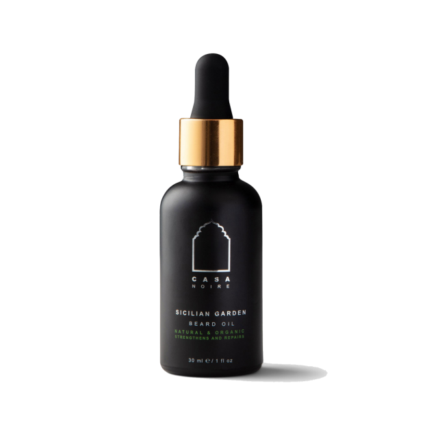 Beard oil, Sicilian Garden, 30 <span class='min_ml'> ml</span>