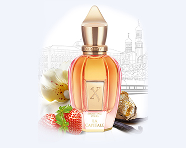 Perfume notes — Caramel