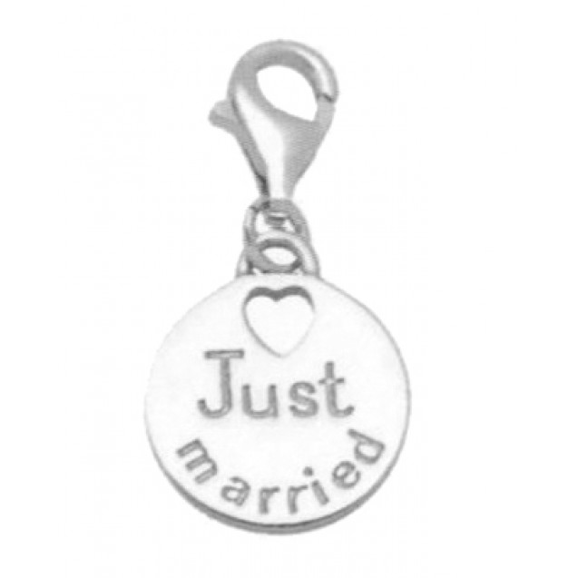 Pendant Just Married
