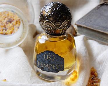 New scent. KEMI — Tempest