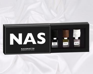 Nasomatto oils NAS
