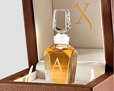 Perfume extract, elixir.